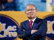 Coach Park Hang Seo: Vietnam's football potential yet to be fully tapped
