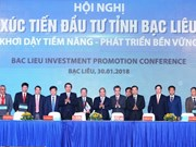 PM calls on investors to pour investments into Bac Lieu