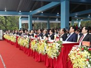 Grand meeting in Ho Chi Minh City marks 1968 Tet Offensive