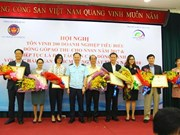 HCM City: 200 enterprises honoured for contributions to customs sector