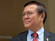 Cambodian court rejects bail for former opposition leader