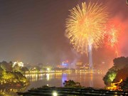 Hanoi to welcome Tet holiday with 31 fireworks shows