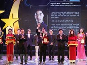 Hanoi honours 10 outstanding youths in 2017