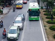 Bus rapid transit No.1 carries over 4.98 mln passengers in a year