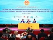 Gov't defines eight key tasks for Mekong Delta sustainable development