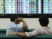 Shares drop on selling pressure