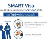 Thailand now accepts Smart Visa registration