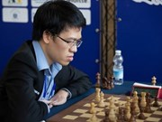 Vietnamese GM ranks seventh at Gibraltar Masters