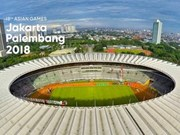 Indonesia completes numerous ASIAD 2018 facilities