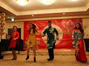 Vietnamese communities abroad celebrate Tet
