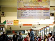 Transport tickets running short for festive season