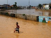 Indonesia: Thousands evacuated from Jakarta over floods