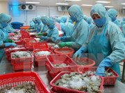 Aquatic export surges in January