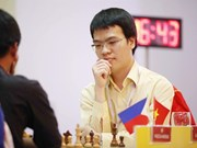 Grandmaster Liem reaches highest world position