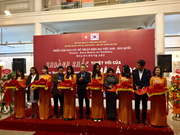 Vietnam-Rok art exhibition promotes friendship
