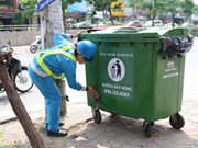 Hanoi raises waste collection capacity by 50 percent to serve Tet