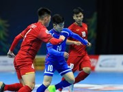 Vietnam to repeat success at Asian futsal: head coach Miguel Rodrigo