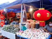 Vietnamese food in high demand in Laos ahead of Lunar New Year