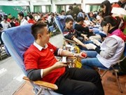 Blood bank stores 16,000 units, sufficient for Tet