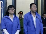 Life imprisonment proposed for swindling ex-Vietinbank official