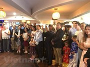 Warm Tet gathering held for Vietnamese in New Zealand