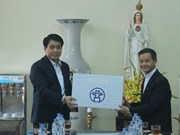 Authorities greet Catholics, overseas Vietnamese on Lunar New Year