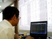 Bargain hunters rescue Vietnam's stocks