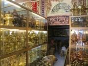 Copper village preserves old tradition in HCM City