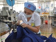 Textile exports to China growing
