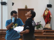 Indonesia: four injured in church attack