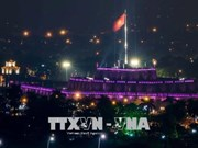 Vietravel-funded project lights up Hue's Flag Tower