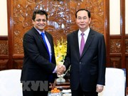 President calls on Indian firms to do business in Vietnam