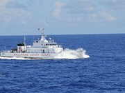 Philippines opposes China's naming of undersea features