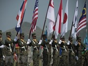 Thailand, US launch multinational military exercises
