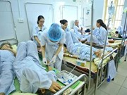 ​Overcrowding strains HCM City hospitals, doctors
