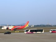 Bad weather affects Vietjet Air's flights in Hai Phong, Hue