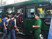 HCM City to encourage school students to travel by bus