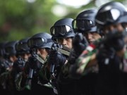Indonesia sets up three security zones for Asian Games