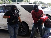 Malaysia detains 11 terror suspects