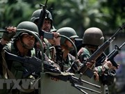 Philippines warns of gunmen's return to Marawi