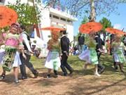 Over 100 artisans join Gia Lai ethnic festival