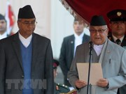 Congratulation to new Nepalese Prime Minister