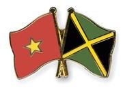 Jamaica leaders affirm willingness to develop ties with Vietnam