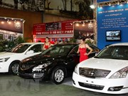 Auto imports drop following government's new decree