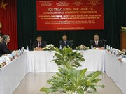 Conference discusses values of Communist Manifesto