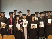 Vietnamese students graduate from Israel's agricultural MSc course