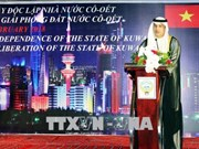 Kuwait's national days marked in HCM City