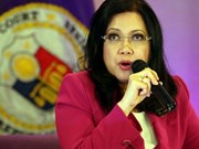 Philippine chief justice takes leave, not resign