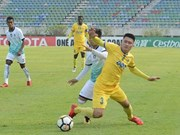 Thanh Hoa lose to Yangon United at AFC Cup
