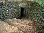 Deputy PM seeks heritage tag for war tunnel